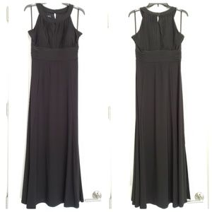 Style & Co. Evening Jersey Maxi Dress